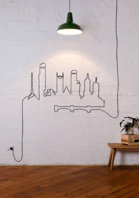 Moduri ingenioase de a ascunde cablurile din locuința ta1