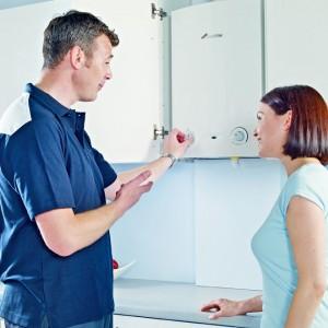 verificarea instalatiei termice