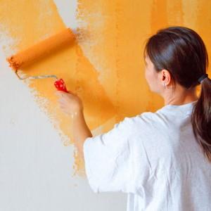 Finisarea peretilor tencuiti cu vopsea lavabila