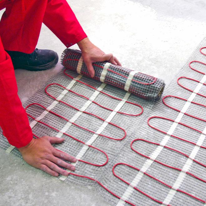 Materiale folosite pentru finisarea pardoselii